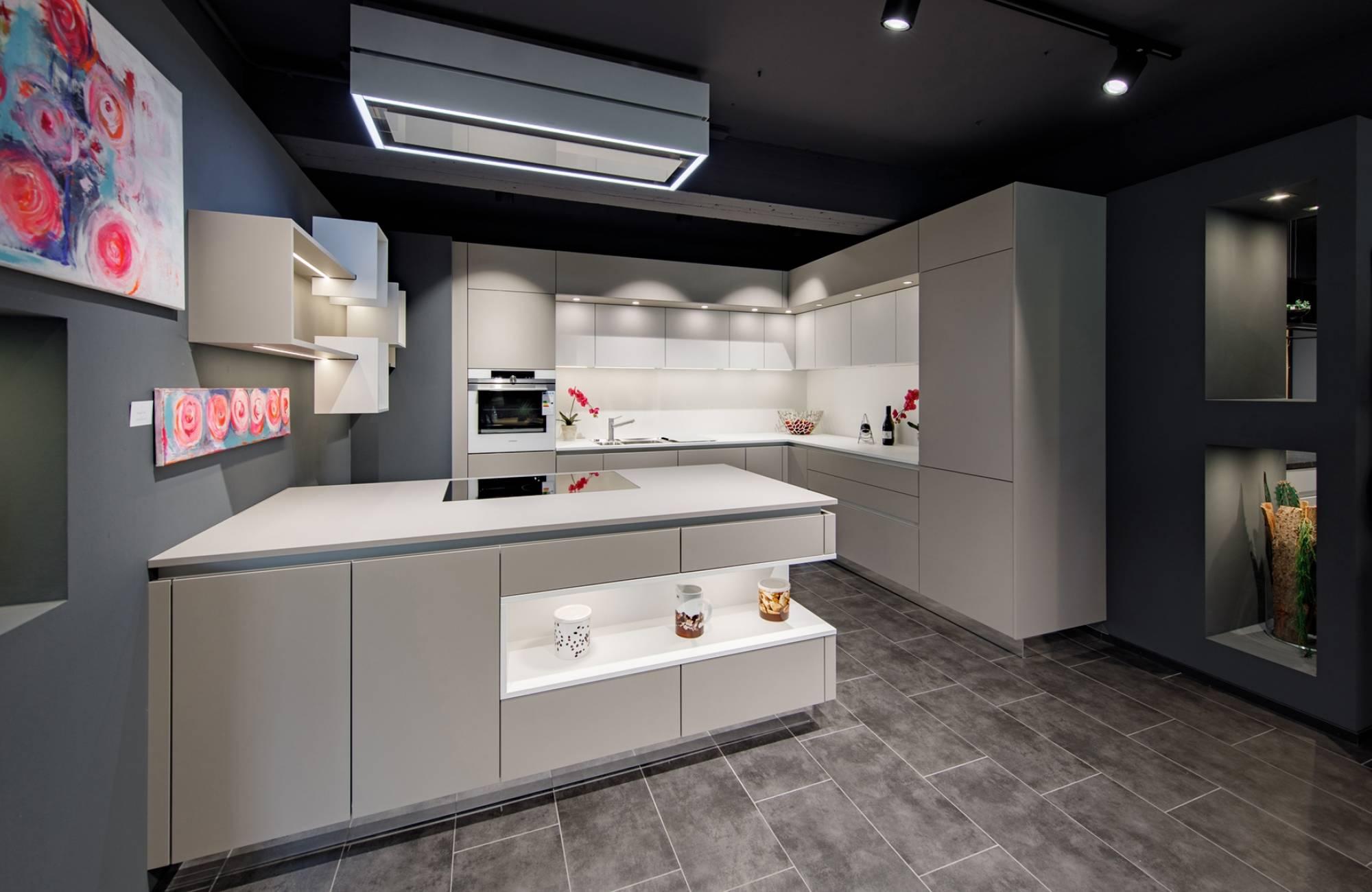 Küchenausstellung von Küchen Kompetenz Center